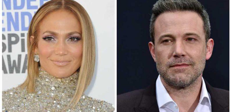 Ben Affleck soll bei Jennifer Lopez eingezogen sein