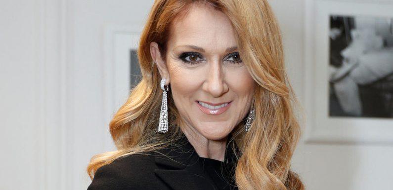 Céline Dion teilt seltenes Foto mit ihren drei Söhnen