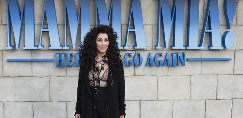 Cher kündigt ein Biopic an