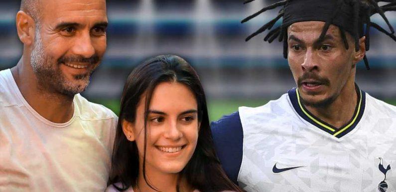 Dele Alli & Maria Guardiola: Tochter von Pep Guardiola knutscht mit Star-Kicker