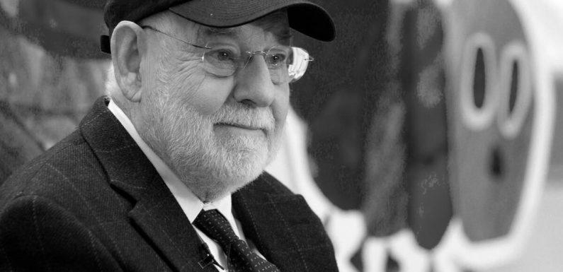 """Der Schöpfer der """"Raupe Nimmersatt"""":Autor Eric Carle ist tot"""