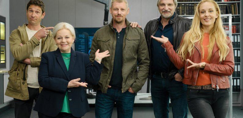 """Drehstart für Martin Gruber bei """"SOKO Wien"""""""