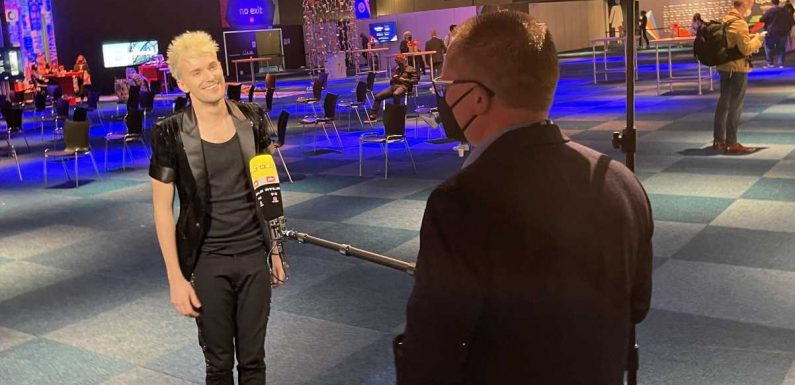 ESC-Countdown: So fühlt sich Jendrik wenige Stunden vor dem Finale