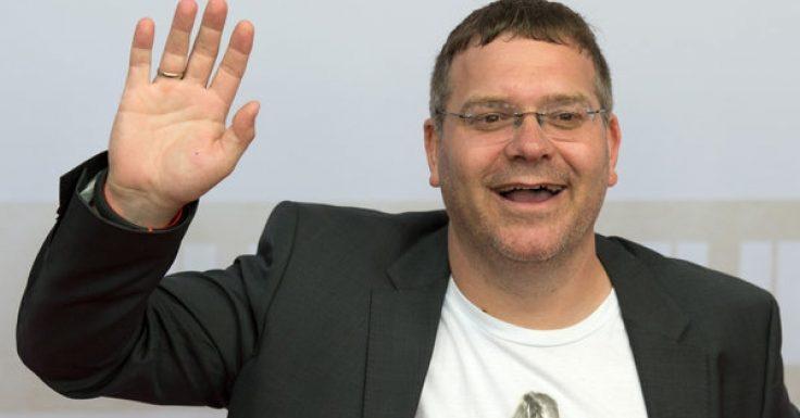 """Elton privat als Alexander Duszat: So lebt der """"Schlag den Star""""-Moderator mit Frau und Kindern"""