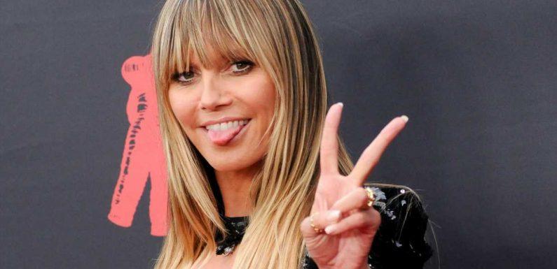 Heidi Klum: Tochter Lous Tanztraining zahlt sich aus