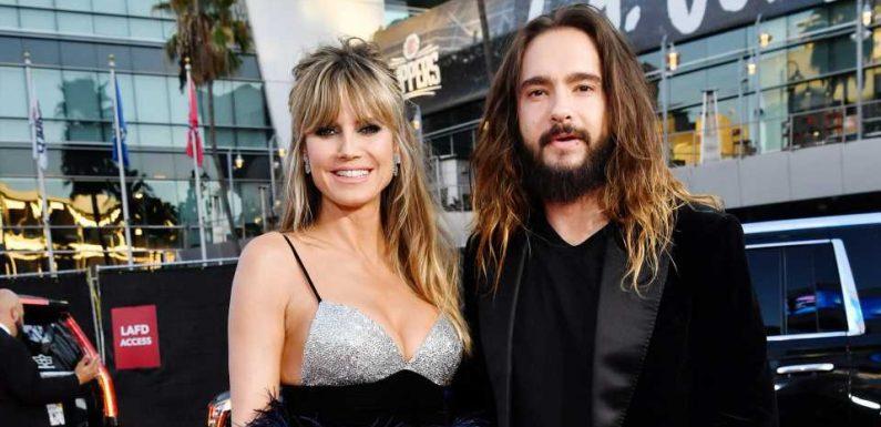 """Heidi Klum tut """"merkwürdige Dinge"""" für ihren Tom Kaulitz!"""