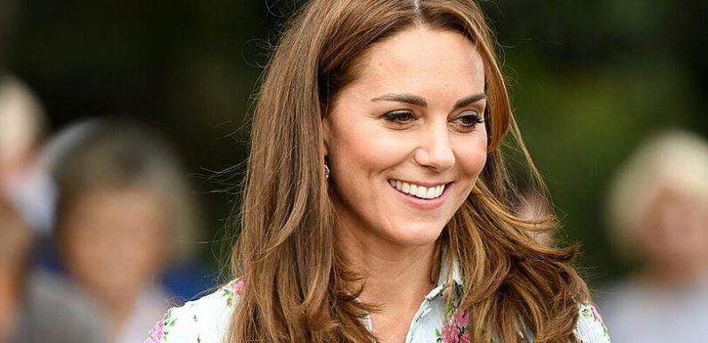 Herzogin Kate hat ihre erste Corona-Impfung erhalten