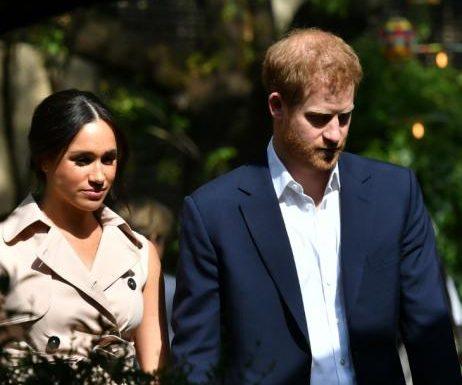Herzogin Meghan & Prinz Harry: Seine bittere Abrechnung