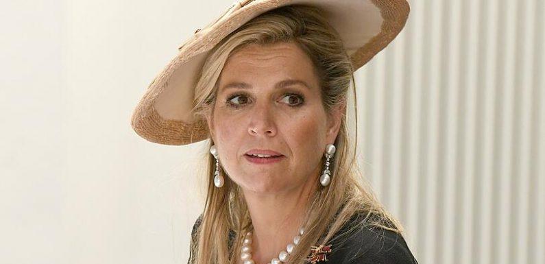 Königin Maxima trauert um ihren Onkel: Er starb mit 76 Jahren an Corona