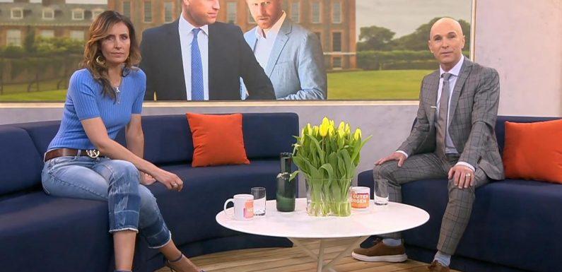 Lady Di manipuliert! Royal-Experte Michael Begasse ordnet neue Lage um BBC-Interview ein.