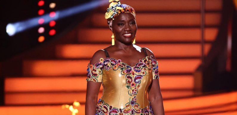 Let's Dance: Wem Auma Obama im Halbfinale die Daumen drückt