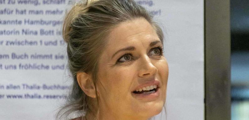 Nina Bott in Corona-Quarantäne: Ihr Partner wurde positiv getestet