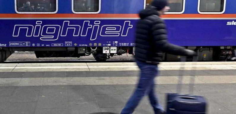 ÖBB: Internationales Fernverkehrsangebot wird wieder hochgefahren