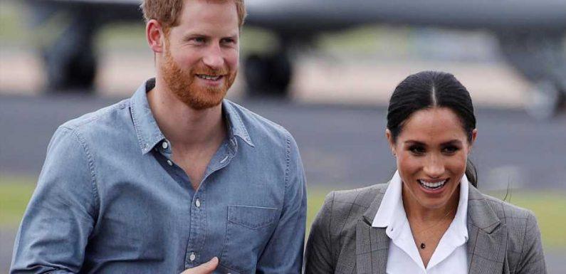 Prinz Harry und Herzogin Meghan rufen zu Spenden für Impfungen auf
