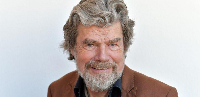 "Reinhold Messner: Die Bergsteiger-Legende hat ""Ja"" gesagt"