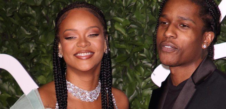 Rihannas neuer Freund schwärmt öffentlich von ihr
