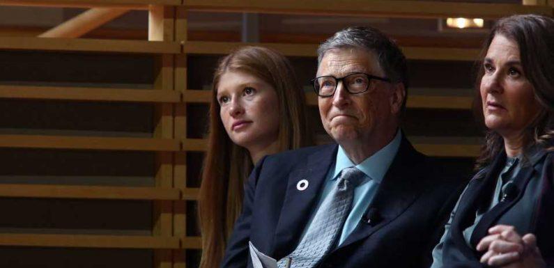 Scheidung von Bill Gates: Das sagt seine Tochter Jennifer