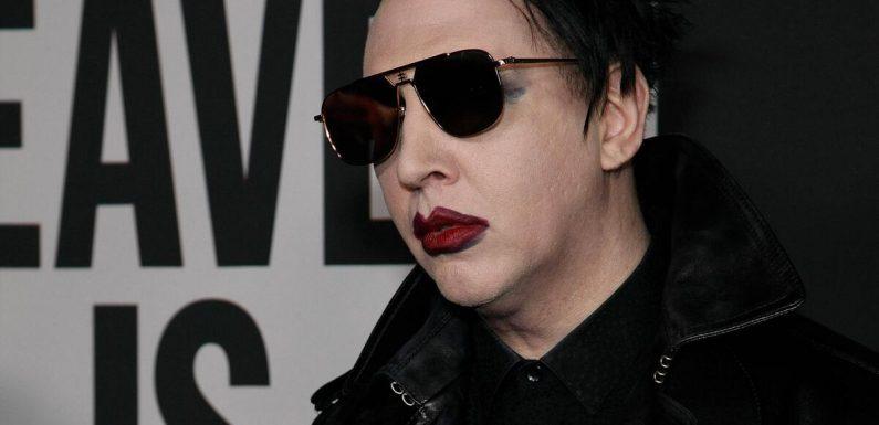 Schockrock-Legende Marilyn Manson per Haftbefehl gesucht