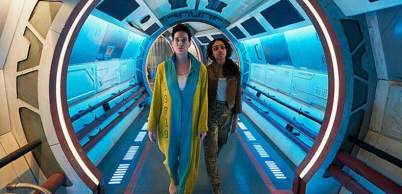 Sci-Fi-Serie 'Intergalactic' verlegt 'Con Air' ins Weltall