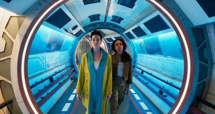 """Sci-Fi-Serie verlegt """"Con Air"""" ins Weltall"""