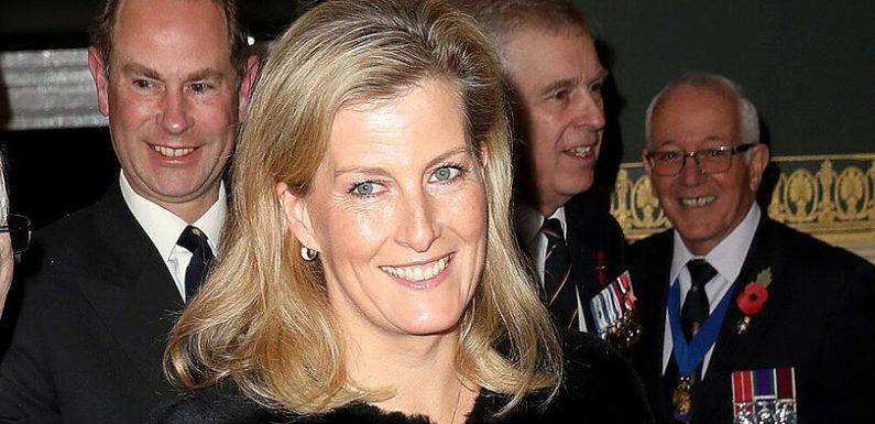 Sophie von Wessex will das Thema Wechseljahre entstigmatisieren