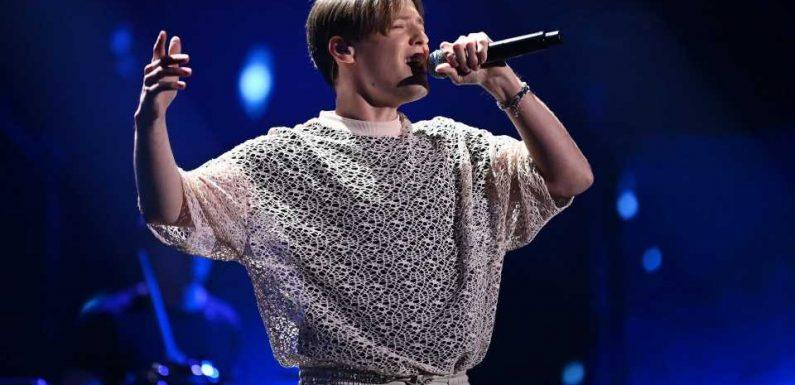 Statt ESC: Ben Dolic performt für Slowenien beim #FreeESC