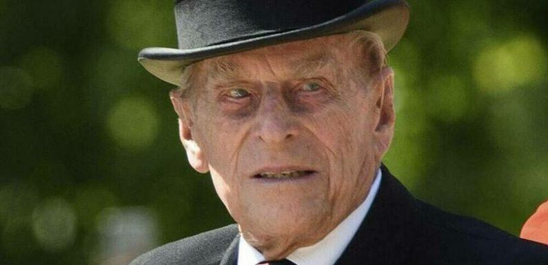 Sterbeurkunde: Prinz Philip starb an Altersschwäche
