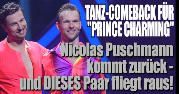 """Let's Dance"" 2021: Nach Schock-Aus!Nicolas Puschmann feiert Tanz-Comeback"