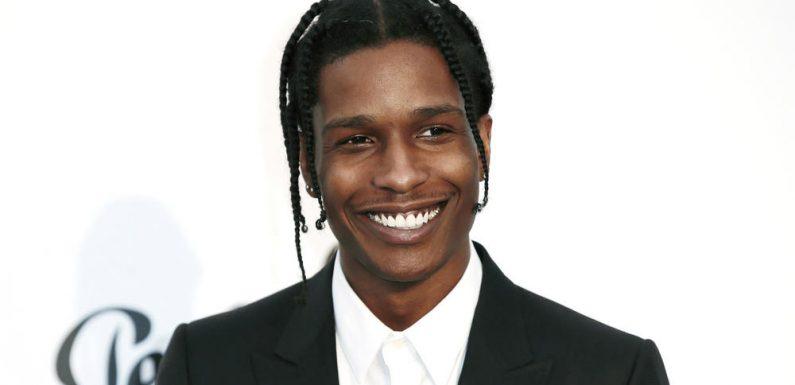"""""""Liebe meines Lebens"""": A$AP Rocky spricht über Freundin Rihanna"""