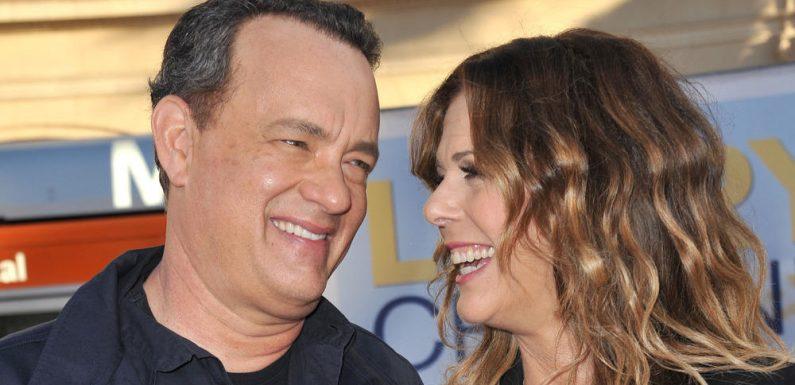 """""""Mein bester Freund"""": Tom Hanks und Rita Wilson feiern 33 Jahre Ehe"""