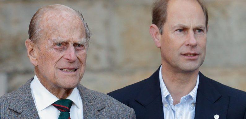 100. Geburtstag: So süß spricht Prinz Andrew über seinen Papa Prinz Philip