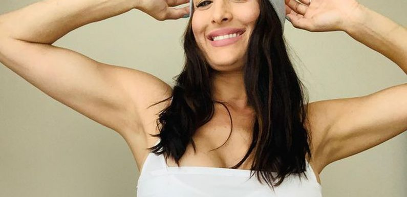 4,5 Kilo mehr: Nikki Bella gibt ein After-Baby-Body-Update