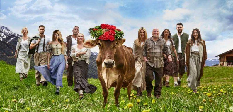 """Almauftrieb. ProSieben feiert jede Woche """"Die Alm""""-Aftershowparty mit Drag Queen Candy Crash"""
