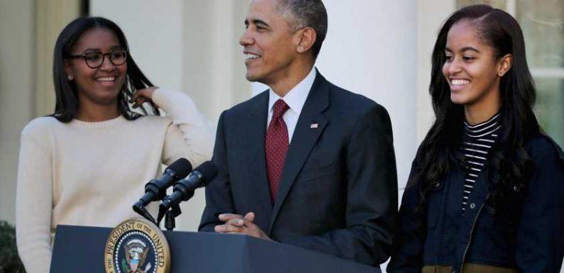 """Barack Obama: """"Meine Töchter sind so viel weiser"""""""