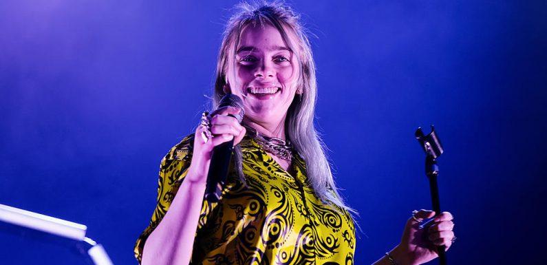 Billie Eilish überrascht Fans mit neuem Song