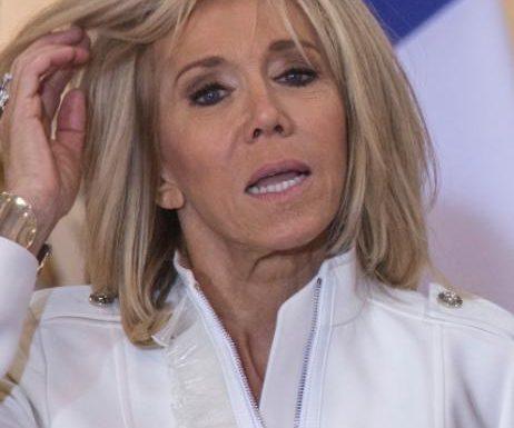 Brigitte Macron: Demütigung vor laufender Kamera