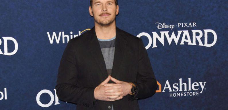 Chris Pratt: Körperlich harter Dreh
