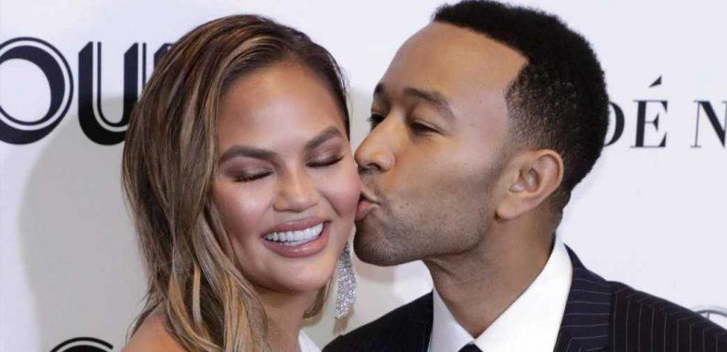 Chrissy Teigen & John Legend: Steht die Ehe auf der Kippe?