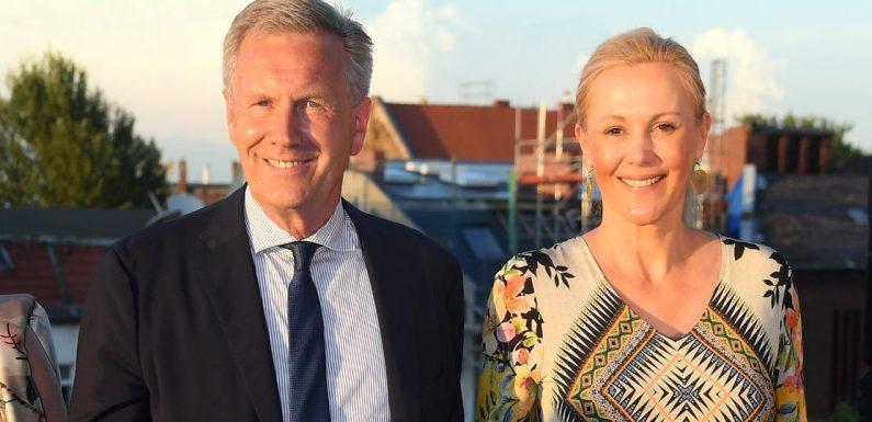 Christian & Bettina Wulff versuchen's nochmal: Erster Strahle-Auftritt als Liebespaar!