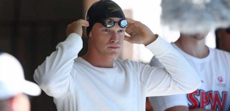 Cody Simpson trainiert für Olympia: So wird der Sänger fit!