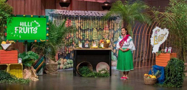 Deal mit Hilli Fruits: Ralf war der Wunschlöwe der Gründerin