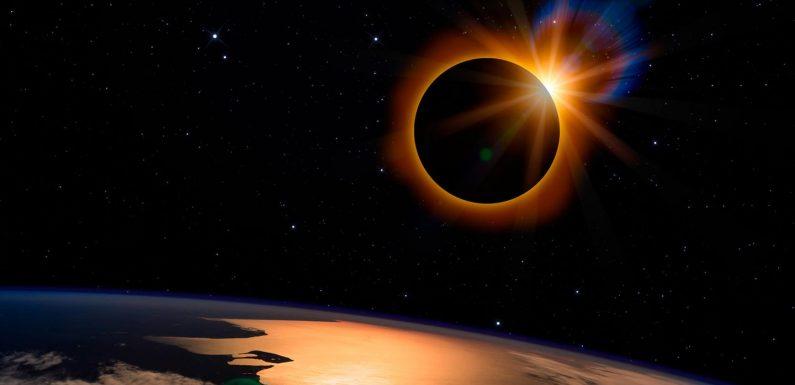 Diese Sternzeichen können von der Sonnenfinsternis am 10. Juni besonders profitieren