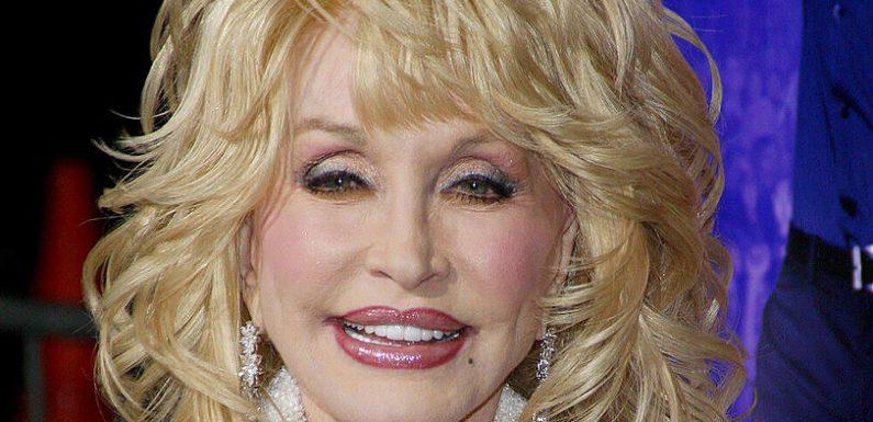 Dolly Parton geht jeden Abend geschminkt ins Bett