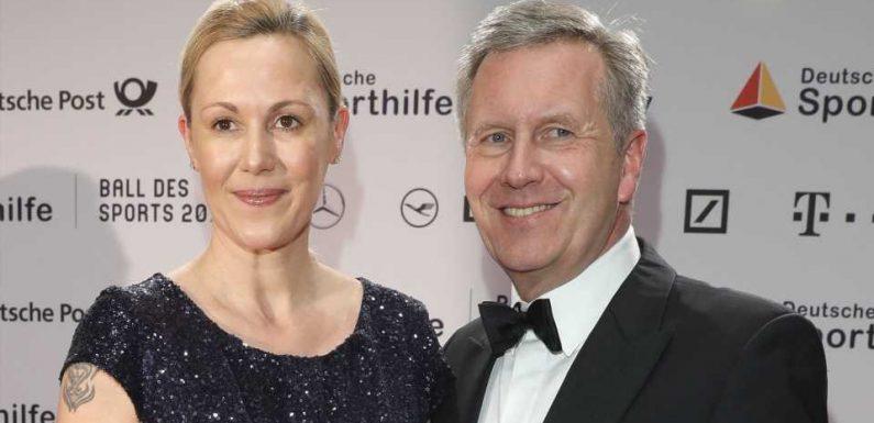Drittes Liebes-Comeback bei Bettina und Christian Wulff!