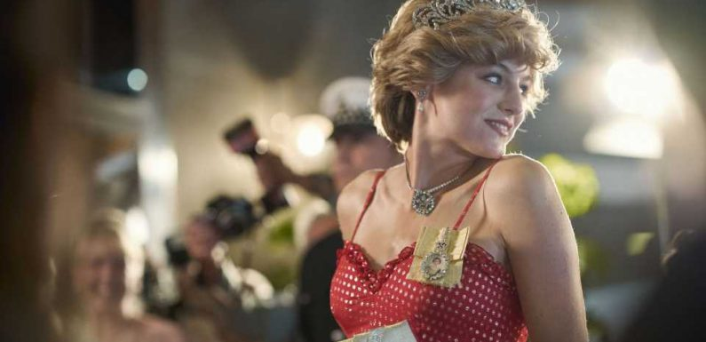 """Durch Zufall: So wurde Emma Corrin zur """"The Crown""""-Diana"""