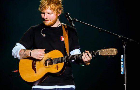 """Ed Sheeran im Musical """"Grease"""": Video davon wird versteigert"""