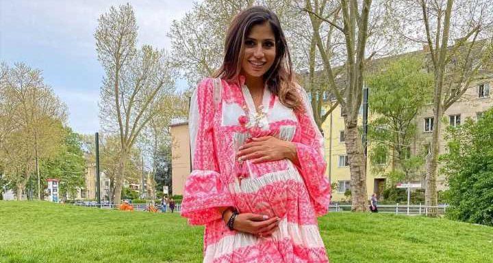 Eva Benetatou: Diese Person begleitet sie bei der Entbindung