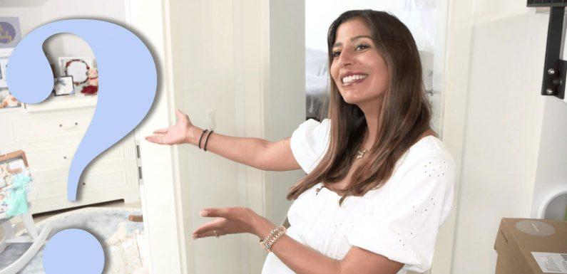 Eva Benetatou zeigt uns das Babyzimmer!