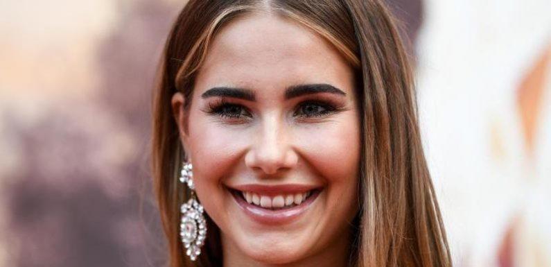 """Ex-""""Miss Germany"""" Anahita Rehbein: Das Baby ist da!"""