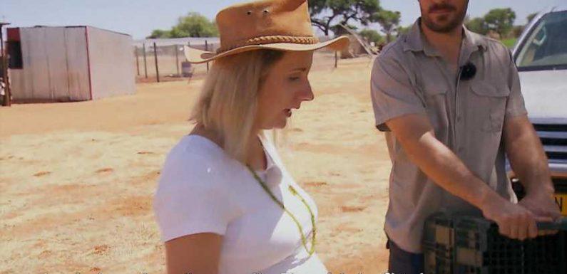 """Fleißig! """"Bauer sucht Frau""""-Star Anna Heiser spricht schon Afrikaans"""